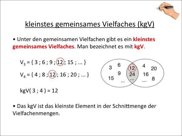 Teiler, Teilbarkeit, Primzahlen, ggT, kgV - PowerPoint Präsentation ...